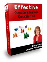 Operations Manual QuickStart Kit